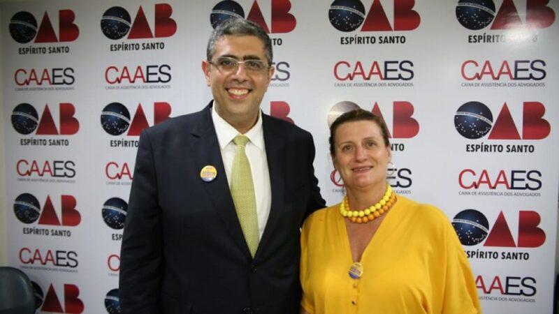 José Carlos Rizk Filho é o novo presidente da OAB-ES