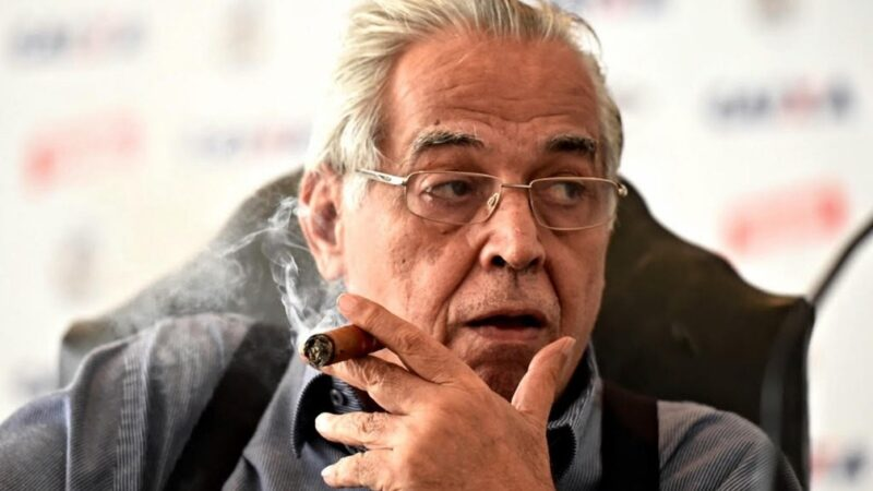 Morre Eurico Miranda, ex-presidente do Vasco e ex-deputado