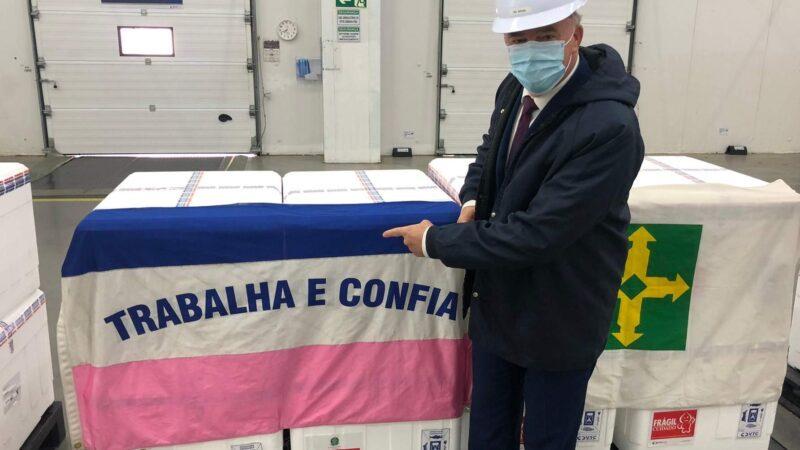 Vacinação iniciará pelo hospital Jayme Santos Neves