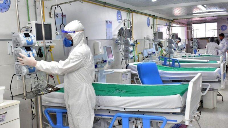 ES disponibiliza 30 leitos de UTI para covid-19 para pacientes de Manaus