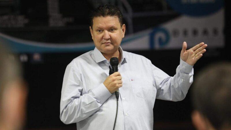 Entrevista com Euclério Sampaio: 'No Executivo, somos vidraça'