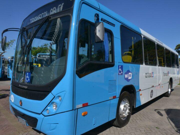 Operação Sistema Transcol Especial Saúde terá reforço de ônibus em circulação