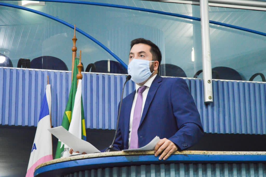 Vereador solicita investigação da PF sobre escândalo do Pen drive