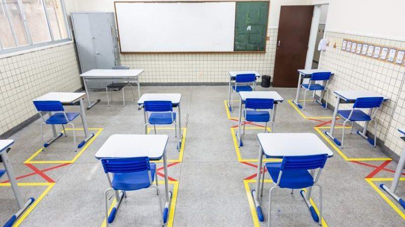 Aulas presenciais voltam a ser obrigatórias na Rede Estadual de Ensino a partir desta segunda
