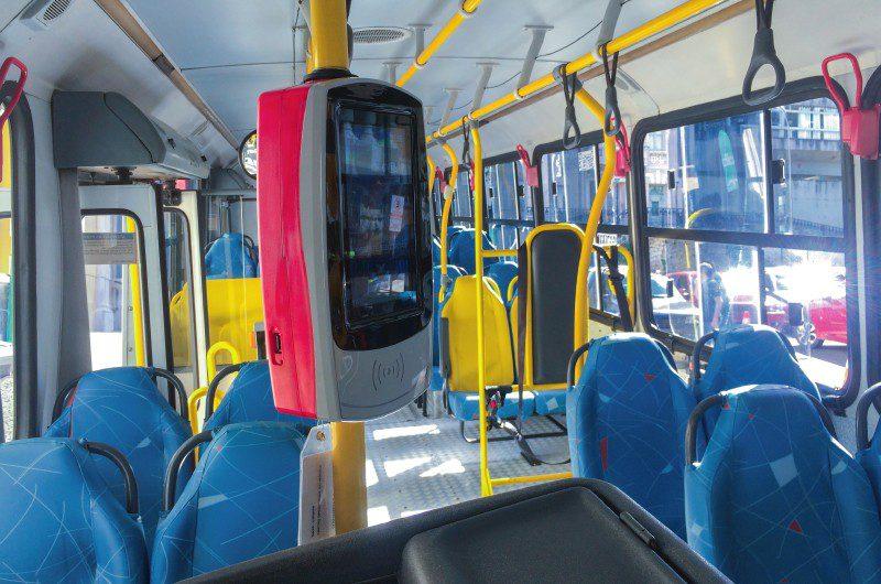 Projeto de Lei inclui formas de pagamentos da passagem no transporte coletivo