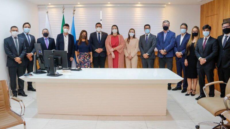 Representantes do Ministério Público e da Ales se reúnem para consolidar diálogo entre as instituições