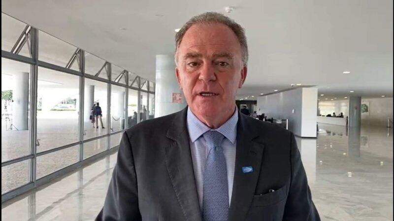 Governador cobra de ministro conclusão de obras federais no ES
